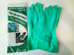 Nitrile Chemical Palm Nitrex Gloves