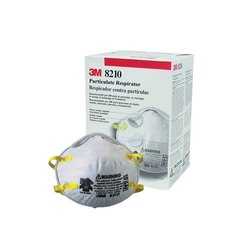 3M FACE MASK 8210