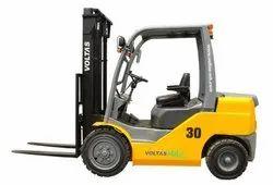 Voltas Electric Forklift Rental
