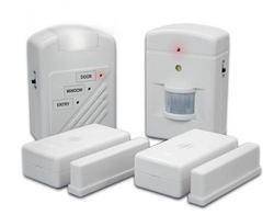 Wifi Motion Detection Security Alarm System