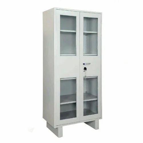 Nilkamal Glass Door Office Almirah Malhar Enterprises Id 17926296291
