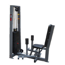 Body Steel Inner Thigh Hip Adductors Machine, for Gym