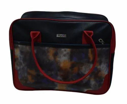 Rexine Traveling Bag