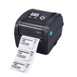 TSC TC210 Desktop Barcode Printer