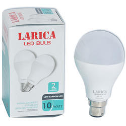 Cool daylight B22 10 Watt LED Bulb, for Indoor Lighting, Model Name/Number: Bl1010w
