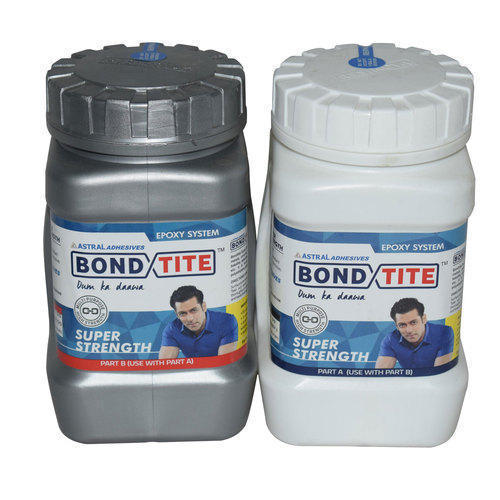 Industrial Grade Resinova Bond Tite Adhesive, 1kg and 800g