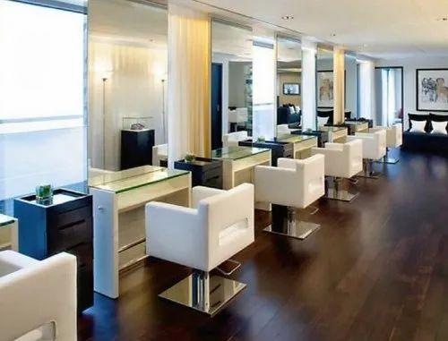 Spa and Salon Interior Designing