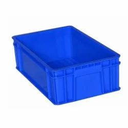 Rectangular HDPE Crate for Industrial