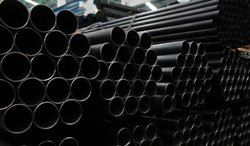 ERW Black Carbon Steel Pipes