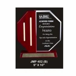 JMP 402B Award Trophy