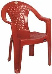 sunrise optional Plastic Chair With Arm, Size: Standard, for Outdoor