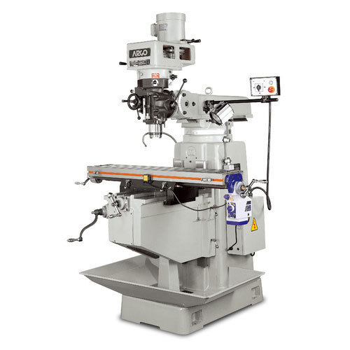 DRO Milling Machine. ARGO