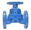 Flanged End Diaphragm Valve
