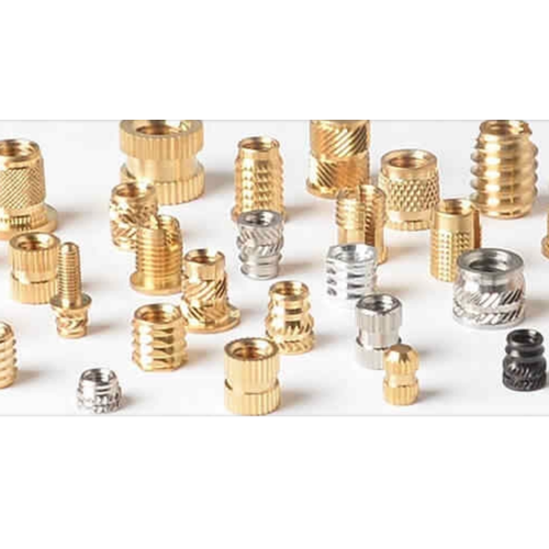 Threaded Inserts For Moulding
