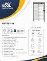 FHT-TL-249 Double Door Full Height Turnstiles