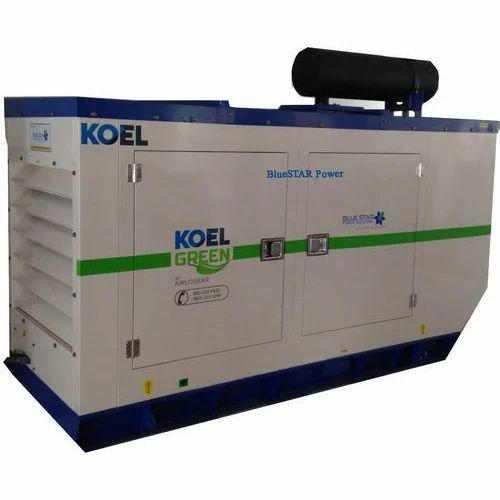 Koel Green 125 Kva Diesel Generator Power 100 Kw Rs 700000 Unit Id 20320223391