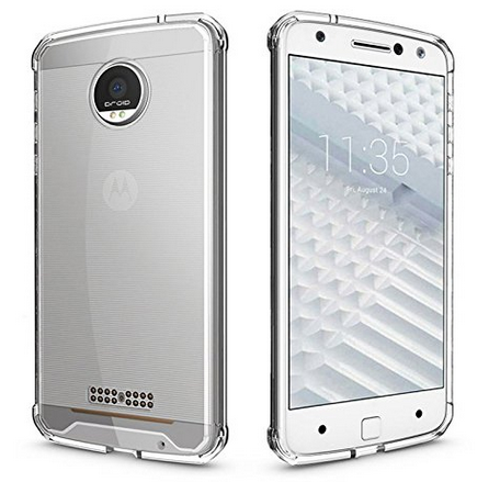 hot sale online 4db09 cb1e6 Protection Back Case Cover For Motorola Moto Z Play