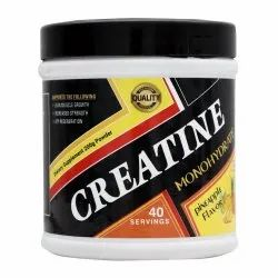 CREATINE Monohydrate Dietary Supplements, Packaging Size: 200 Gm