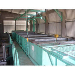 Powder Coating Pre Treatment Plant