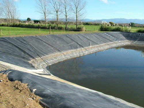 Water Resource Management Hdpe Geomembrane Sheet Service Provider From Jaipur
