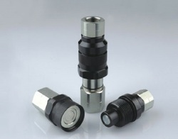 VEP Flat Face Thread Locked Type Quick Release Coupling
