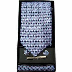 Necktie Cufflink Set