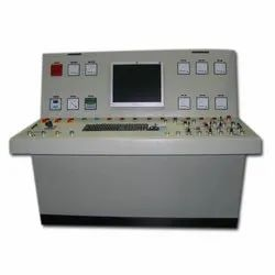 Single Phase Electrical Control Desk, For Remote Operation