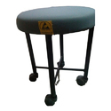 ESD Stool With Moving Wheel