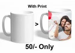Photo Print Gift Mug