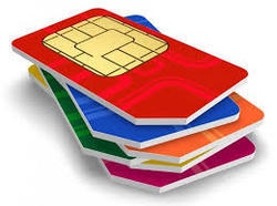 Choice Number Sim Card