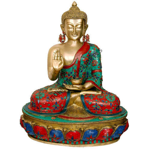 Home Decor Large Buddha Statue 2 Feet, Buddha Statues