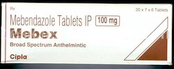 Mebex 100 mg Tablet