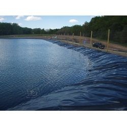 Hdpe Geomembrane Black Agriculture Pond Liner