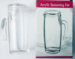 Acrylic Seasoning Pot