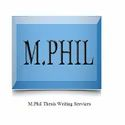 IGNOU M.Phil Economics Dissertation Report Writing Services