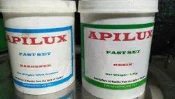 Apilux Fast Set Adhesive, Bucket