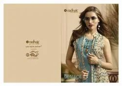 Radhak Beaulot-4 Series 401-410 Stylish Party Wear Fancy Kurti