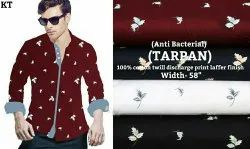Tarpan (100% Cotton Twill Discharge Print)