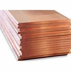 Rectangular DIN Brass Non Ferrous Plates