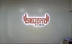 LED Back lit Letters