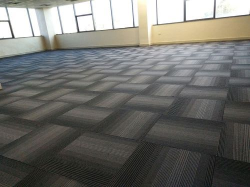 PP Carpet Tiles and Nylon Carpet Tiles, Thickness: 8 - 10 mm