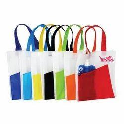 Colored Non Woven Carry Bag