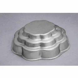 Triple Decker Flower Cake Pans