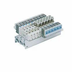 SMC SY9000 5 Port Solenoid Valve