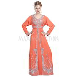 Ladies Designer Kaftan For Arabia