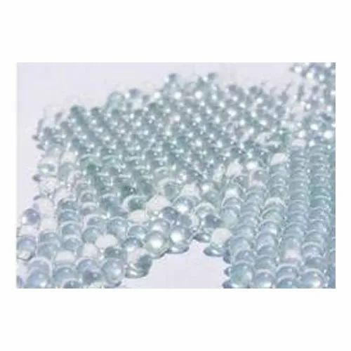 Transparent Micro Glass Bead, Size: 850-125 Taps
