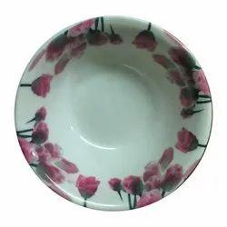 Melamine Flower Bowl