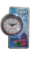 Promotional Clock with Logo