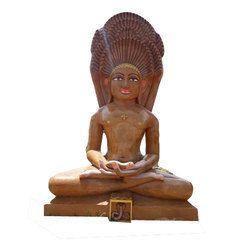 Mahavir Statue