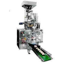 Stainless Steel 10-50 grams Automatic Pouch Packing Machines, Model No.: 5to100gram , Capacity: 3000-4000 pouch per hour